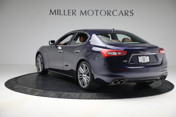 Used 2018 Maserati Ghibli S Q4 GranLusso for sale $56,900 at Bentley Greenwich in Greenwich CT 06830 4