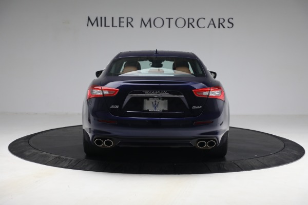 New 2018 Maserati Ghibli S Q4 GranLusso for sale Sold at Bentley Greenwich in Greenwich CT 06830 5