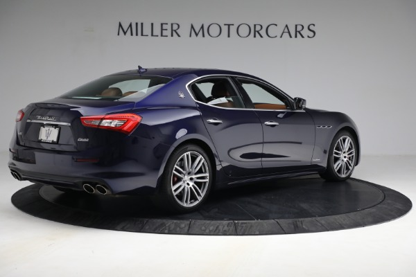 New 2018 Maserati Ghibli S Q4 GranLusso for sale Sold at Bentley Greenwich in Greenwich CT 06830 7