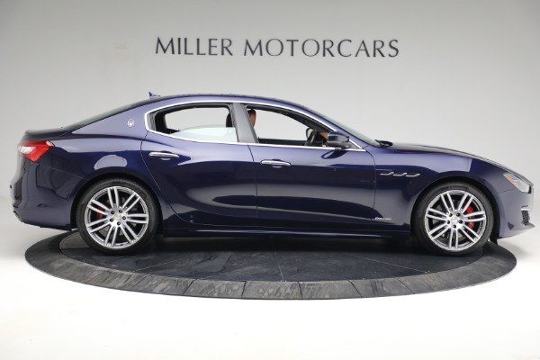 New 2018 Maserati Ghibli S Q4 GranLusso for sale Sold at Bentley Greenwich in Greenwich CT 06830 8