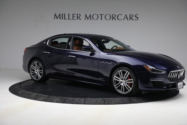 Used 2018 Maserati Ghibli S Q4 GranLusso for sale $56,900 at Bentley Greenwich in Greenwich CT 06830 9