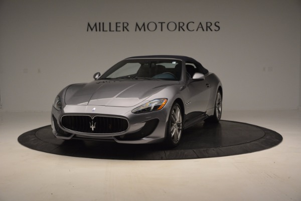 New 2016 Maserati GranTurismo Convertible Sport for sale Sold at Bentley Greenwich in Greenwich CT 06830 10