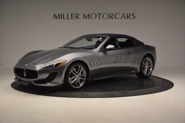 New 2016 Maserati GranTurismo Convertible Sport for sale Sold at Bentley Greenwich in Greenwich CT 06830 11