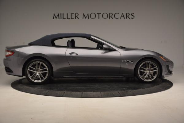 New 2016 Maserati GranTurismo Convertible Sport for sale Sold at Bentley Greenwich in Greenwich CT 06830 14