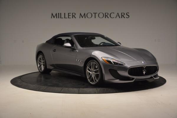 New 2016 Maserati GranTurismo Convertible Sport for sale Sold at Bentley Greenwich in Greenwich CT 06830 16