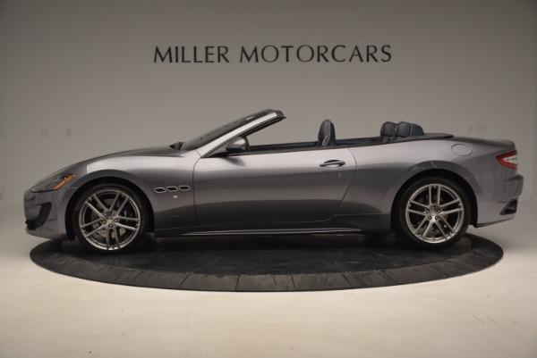 New 2016 Maserati GranTurismo Convertible Sport for sale Sold at Bentley Greenwich in Greenwich CT 06830 4