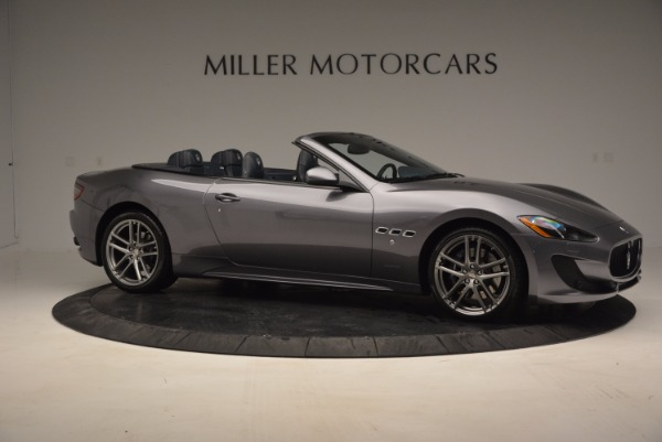 New 2016 Maserati GranTurismo Convertible Sport for sale Sold at Bentley Greenwich in Greenwich CT 06830 7
