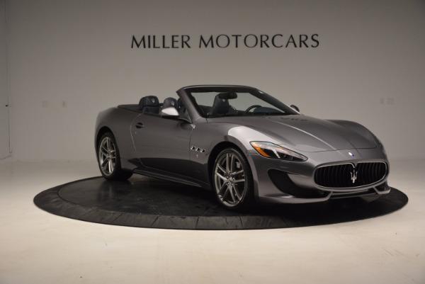 New 2016 Maserati GranTurismo Convertible Sport for sale Sold at Bentley Greenwich in Greenwich CT 06830 8