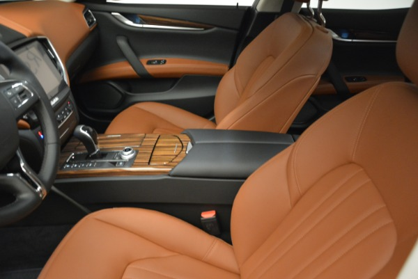 Used 2018 Maserati Ghibli S Q4 for sale $49,900 at Bentley Greenwich in Greenwich CT 06830 14
