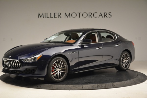 Used 2018 Maserati Ghibli S Q4 for sale $49,900 at Bentley Greenwich in Greenwich CT 06830 2