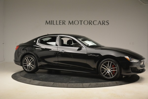 New 2018 Maserati Ghibli S Q4 for sale Sold at Bentley Greenwich in Greenwich CT 06830 11