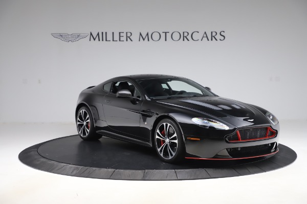 Used 2017 Aston Martin V12 Vantage S Coupe for sale $179,900 at Bentley Greenwich in Greenwich CT 06830 10