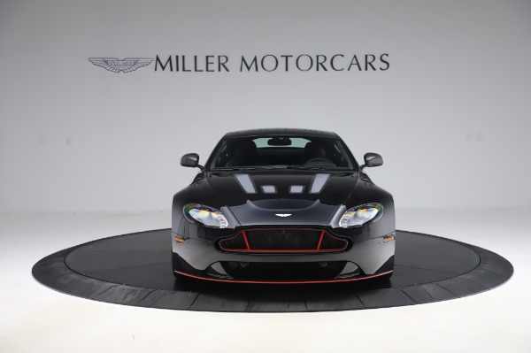 Used 2017 Aston Martin V12 Vantage S Coupe for sale $179,900 at Bentley Greenwich in Greenwich CT 06830 11