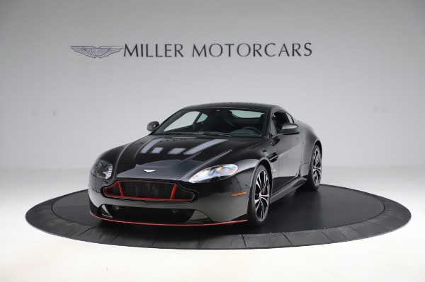Used 2017 Aston Martin V12 Vantage S Coupe for sale $179,900 at Bentley Greenwich in Greenwich CT 06830 12