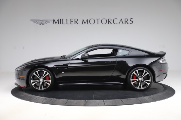 New 2017 Aston Martin V12 Vantage S for sale Sold at Bentley Greenwich in Greenwich CT 06830 2