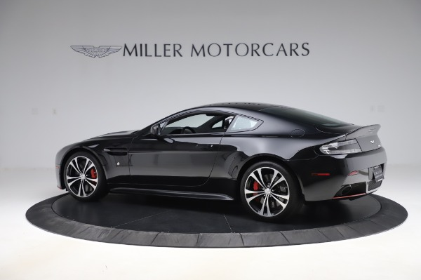New 2017 Aston Martin V12 Vantage S for sale Sold at Bentley Greenwich in Greenwich CT 06830 3