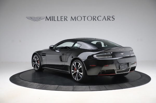 Used 2017 Aston Martin V12 Vantage S Coupe for sale $179,900 at Bentley Greenwich in Greenwich CT 06830 4