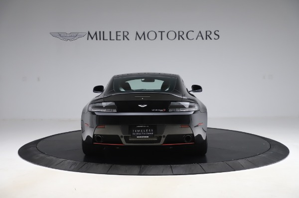 New 2017 Aston Martin V12 Vantage S for sale Sold at Bentley Greenwich in Greenwich CT 06830 5