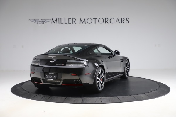 Used 2017 Aston Martin V12 Vantage S Coupe for sale $179,900 at Bentley Greenwich in Greenwich CT 06830 6