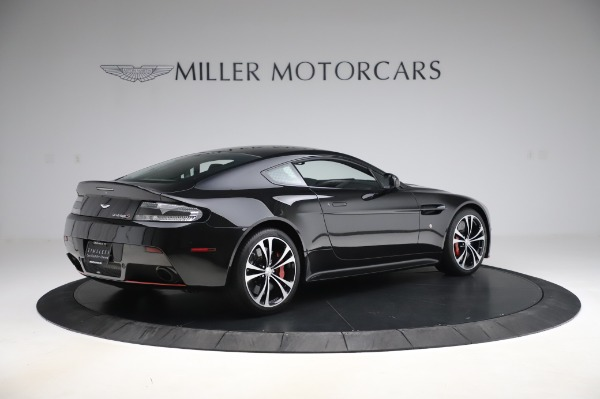 Used 2017 Aston Martin V12 Vantage S Coupe for sale $179,900 at Bentley Greenwich in Greenwich CT 06830 7