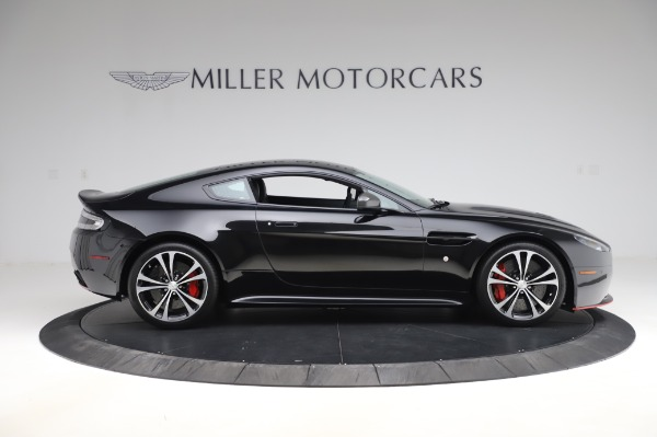 New 2017 Aston Martin V12 Vantage S for sale Sold at Bentley Greenwich in Greenwich CT 06830 8