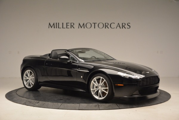 New 2016 Aston Martin V8 Vantage Roadster for sale Sold at Bentley Greenwich in Greenwich CT 06830 10