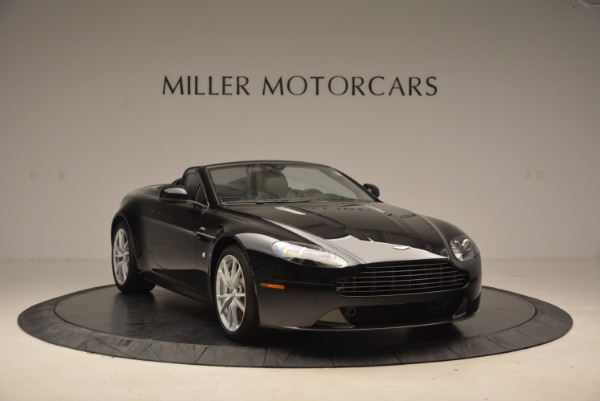 New 2016 Aston Martin V8 Vantage Roadster for sale Sold at Bentley Greenwich in Greenwich CT 06830 11