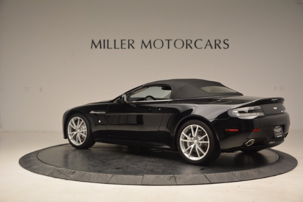 New 2016 Aston Martin V8 Vantage Roadster for sale Sold at Bentley Greenwich in Greenwich CT 06830 16