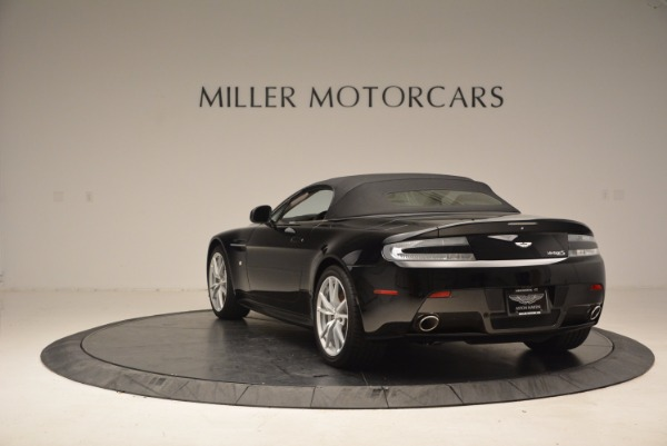 New 2016 Aston Martin V8 Vantage Roadster for sale Sold at Bentley Greenwich in Greenwich CT 06830 17