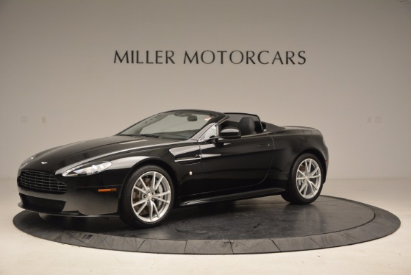New 2016 Aston Martin V8 Vantage Roadster for sale Sold at Bentley Greenwich in Greenwich CT 06830 2