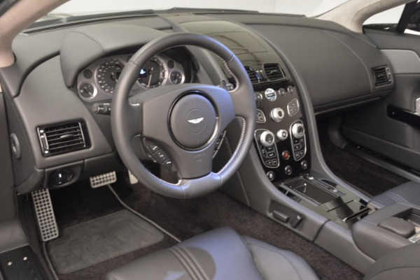 New 2016 Aston Martin V8 Vantage Roadster for sale Sold at Bentley Greenwich in Greenwich CT 06830 27