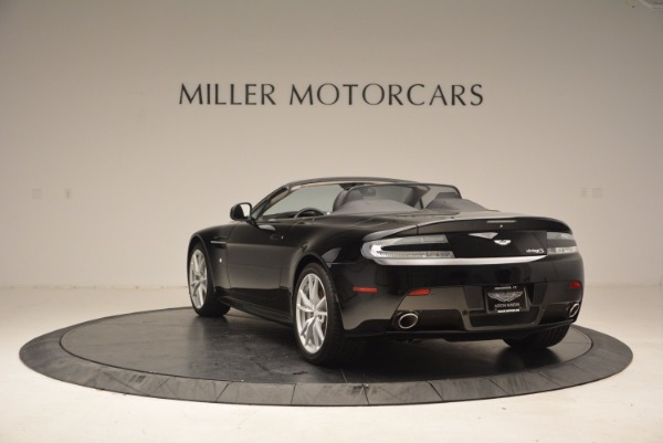 New 2016 Aston Martin V8 Vantage Roadster for sale Sold at Bentley Greenwich in Greenwich CT 06830 5