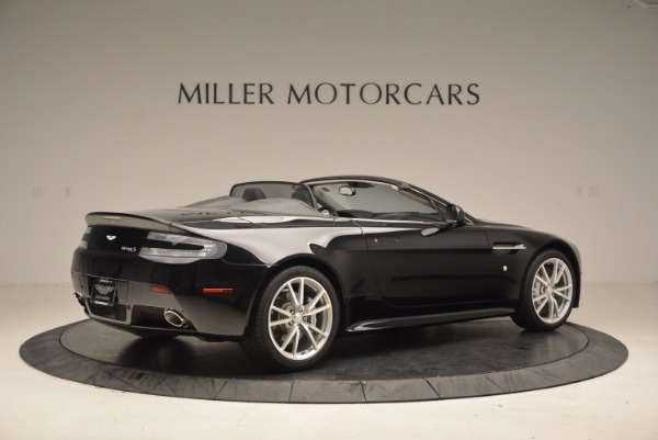 New 2016 Aston Martin V8 Vantage Roadster for sale Sold at Bentley Greenwich in Greenwich CT 06830 8