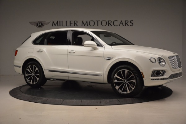 Used 2018 Bentley Bentayga Onyx for sale Call for price at Bentley Greenwich in Greenwich CT 06830 10