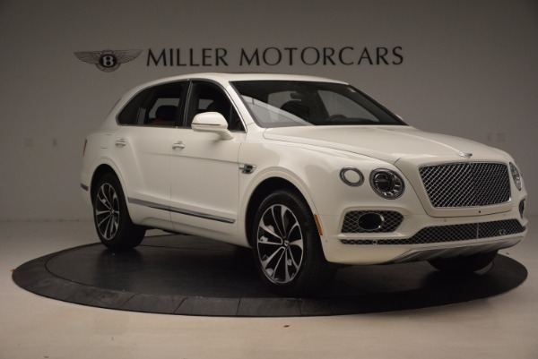 Used 2018 Bentley Bentayga Onyx for sale Call for price at Bentley Greenwich in Greenwich CT 06830 11