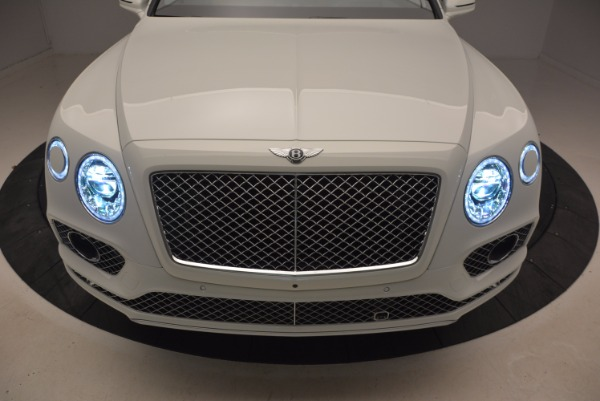 Used 2018 Bentley Bentayga Onyx for sale Call for price at Bentley Greenwich in Greenwich CT 06830 14