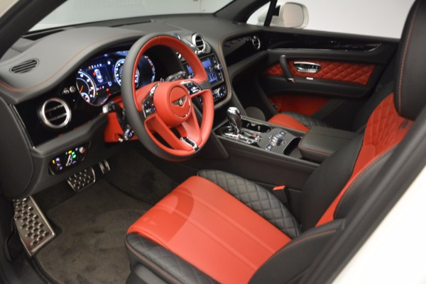 Used 2018 Bentley Bentayga Onyx for sale Call for price at Bentley Greenwich in Greenwich CT 06830 18
