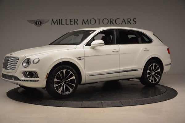 Used 2018 Bentley Bentayga Onyx for sale Call for price at Bentley Greenwich in Greenwich CT 06830 2