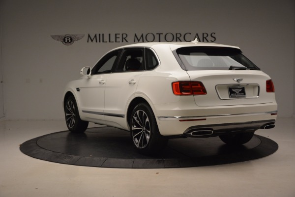 Used 2018 Bentley Bentayga Onyx for sale Call for price at Bentley Greenwich in Greenwich CT 06830 5