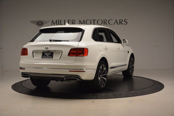 Used 2018 Bentley Bentayga Onyx for sale Call for price at Bentley Greenwich in Greenwich CT 06830 7