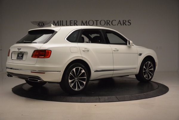 Used 2018 Bentley Bentayga Onyx for sale Call for price at Bentley Greenwich in Greenwich CT 06830 8