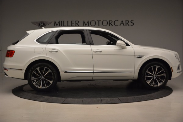 Used 2018 Bentley Bentayga Onyx for sale Call for price at Bentley Greenwich in Greenwich CT 06830 9
