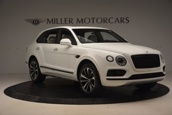 Used 2018 Bentley Bentayga Onyx for sale Sold at Bentley Greenwich in Greenwich CT 06830 11