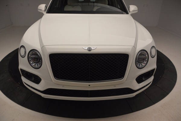 Used 2018 Bentley Bentayga Onyx for sale Sold at Bentley Greenwich in Greenwich CT 06830 13