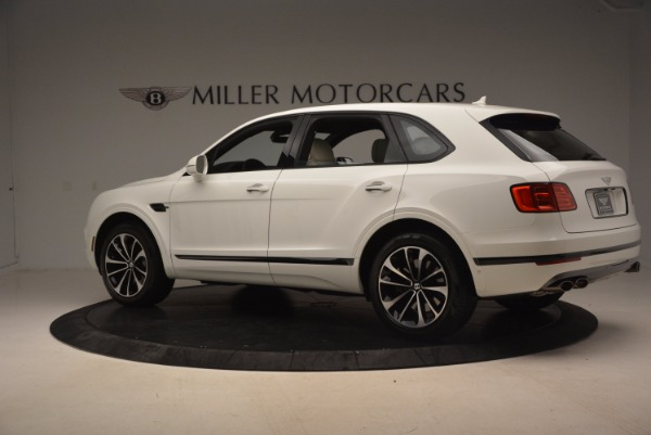 Used 2018 Bentley Bentayga Onyx for sale Sold at Bentley Greenwich in Greenwich CT 06830 4