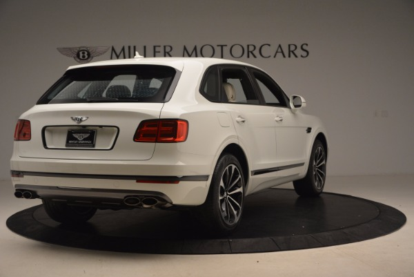 Used 2018 Bentley Bentayga Onyx for sale Sold at Bentley Greenwich in Greenwich CT 06830 7