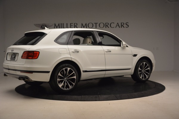 Used 2018 Bentley Bentayga Onyx for sale Sold at Bentley Greenwich in Greenwich CT 06830 8