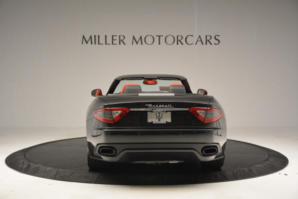 New 2016 Maserati GranTurismo Convertible Sport for sale Sold at Bentley Greenwich in Greenwich CT 06830 11