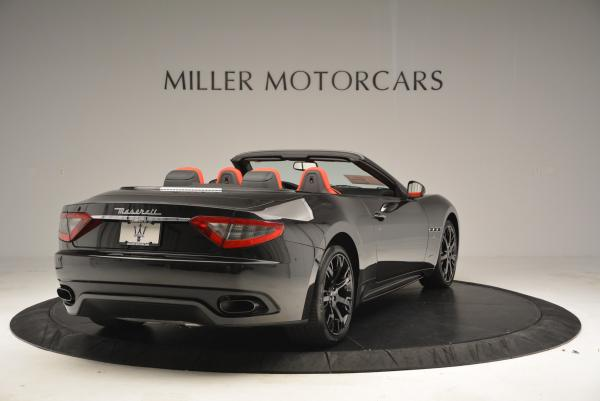 New 2016 Maserati GranTurismo Convertible Sport for sale Sold at Bentley Greenwich in Greenwich CT 06830 13