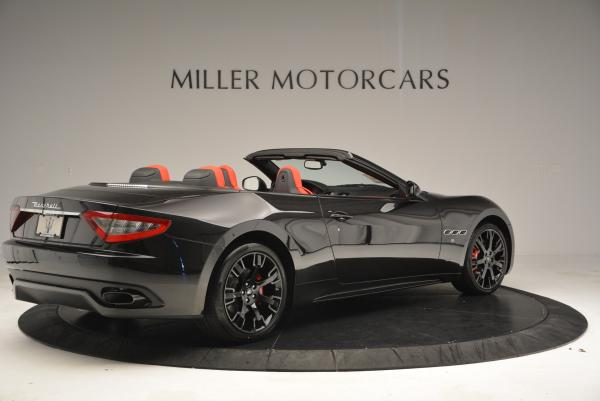 New 2016 Maserati GranTurismo Convertible Sport for sale Sold at Bentley Greenwich in Greenwich CT 06830 15